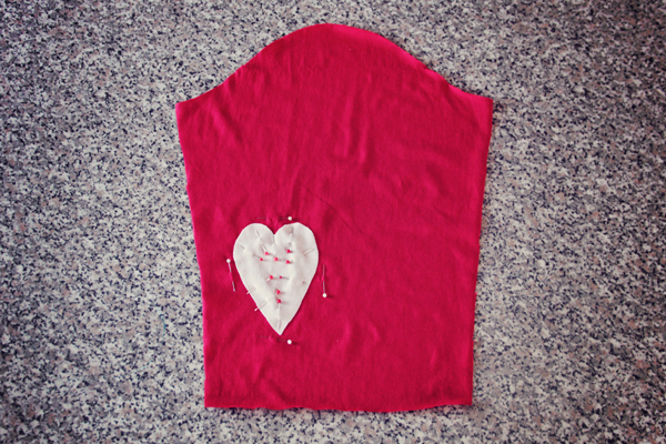 Tutorial: Heart Elbow Patches