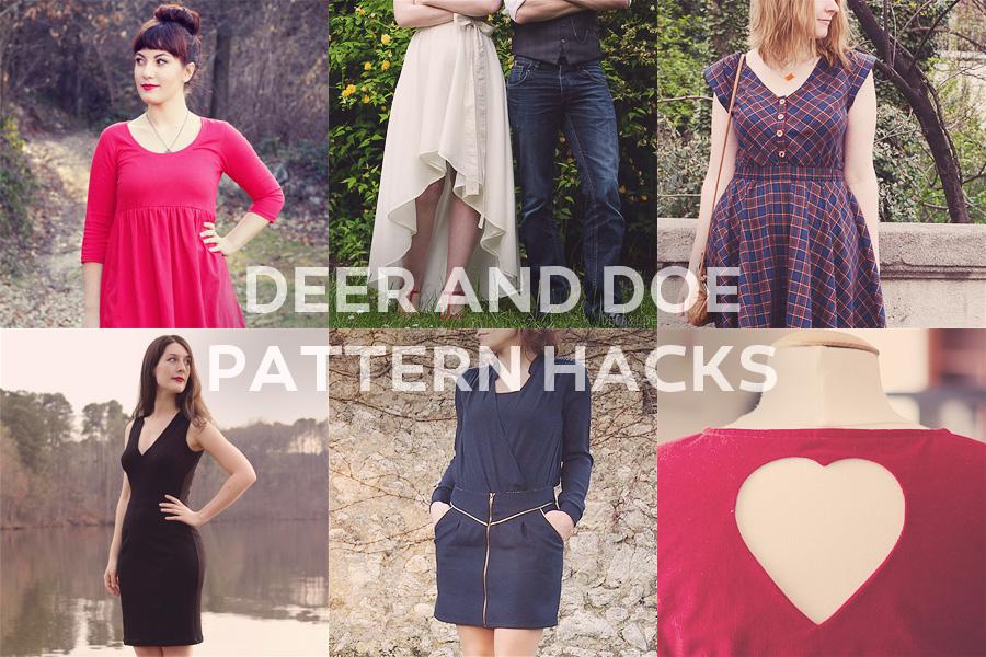 Hack our patterns for Indie Pattern Month! – Deer&Doe • the blog