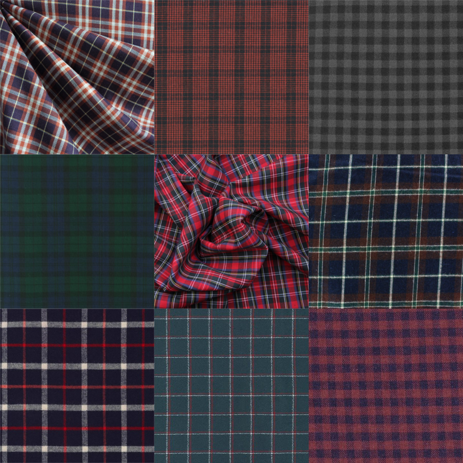 plaid-collage